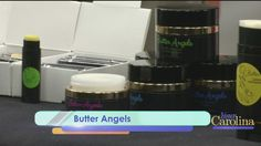 Butter Angels on the Your Carolina morning show with Jack, Megan with WSPA Channel 7.