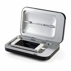 PhoneSoap UV Smartphone Sanitizer ensures that your handset remains clean at all times