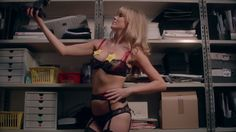 Sexy never takes a day off: Agent Provocateur Secret Santa Commercial