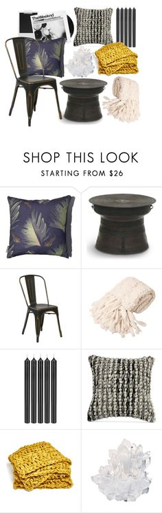 """the weekend"" by dodo85 on Polyvore featuring interior, interiors, interior design, home, home decor, interior decorating, Polaroid, Susan Castillo, Office Star and Amara"