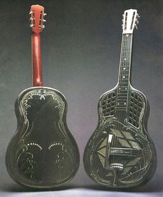 National Style 3 Tricone, Resophonic Guitars