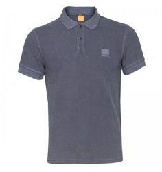 Hugo Boss Orange Pascha Classic Slim Fit Polo Shirt (Navy)