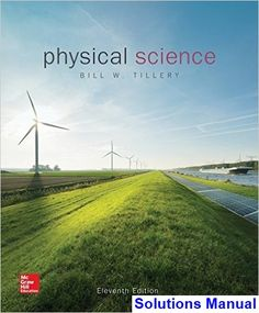 Organization development and change 10th edition by thomas g cummin physical science 11th edition tillery solutions manual test bank solutions manual exam bank fandeluxe Image collections