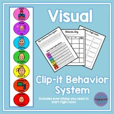 Classroom Behavior System, Behavior Interventions, Above And Beyond, Special Education, Student, Activities, Autism
