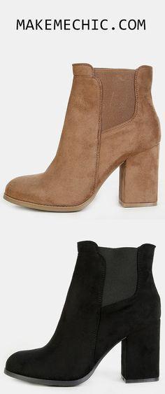 9f4226107 Booties camel y Black!! 😍😍😍 Moda Feminina