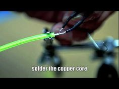 EZ - EL wire can be cut to what ever size you need. This tutorial quickly goes over what needs to be soldered together to make your EZ - EL Wire work for you.