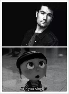 Are you single Dan? #DanSmith #Bastille