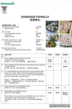 Chinese Food, Chinese Recipes, Mackerel Fish, Yummy Treats, Cake Recipes, Seafood, Side Dishes, Pork, Stuffed Peppers