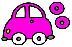 Juf Emmily Color Unit, File Folder Activities, Activities For 2 Year Olds, Transportation Theme, School Themes, Toy Organization, Preschool Worksheets, Kids Education, Kindergarten