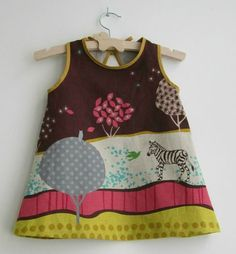 I used pattern T from Style Petite Fille,