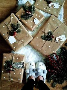 My little world by Karolajn: Dear Santa Claus (spóźniony list do Świętego Mikoł... Dear Santa, Gift Wrapping, Christmas, Gifts, Gift Wrapping Paper, Xmas, Presents, Wrapping Gifts, Navidad