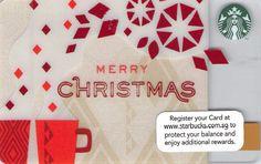 2013 Singapore Starbucks Card Merry Christmas  + Holiday Sleeve #Starbucks