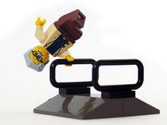 Creación de Lego inspirado en Parkour