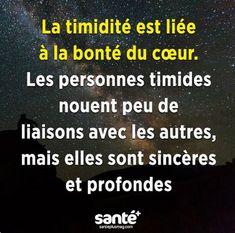 #timide #coeur #citation