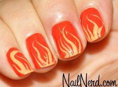 Set Ablaze~ Perfect for a fire fairy (or my fire gypsy costume)