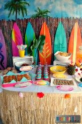Luau Birthday Party Ideas - Hawaii Party Jun 26, 2016, 1-35 PM