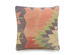 Kelim pudebetræk Cushions, Throw Pillows, Bed, Cross Stitch, Cushion, Decorative Pillows, Decor Pillows, Beds, Bedding