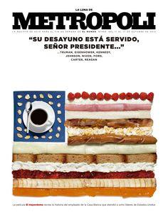 EL MAYORDOMO (The Butler). La historia de un empleado de La Casa Blanca que atendió a ocho Presidentes de los Estados Unidos. Fotografía de Ángel Becerril.
