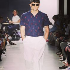 Todd Snyder Menswear Spring 2018  @toddsnyder #toddsnyder #fashion #fashionblogger #fashionista #style #fashiongram #fashiondiaries #men #instafashion #instagood #instaphoto #instalike #outfit #ootd #clothes #summer #menstyle #mensfashion #menswear...
