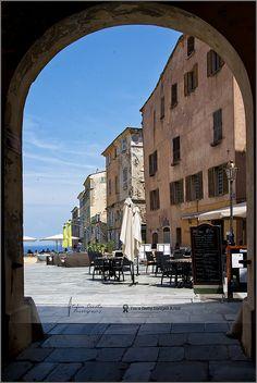 Gate to summer | Bastia, Corsica, France
