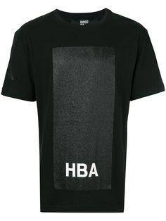 Browse and shop Hood By Air Glitter Box T-shirt in BLACK from the world's best luxury designer boutiques at Modalist, choose from widest range of designer pieces. Hood By Air, Boxing T Shirts, Black Cotton, Glitter, Unisex, Mens Tops, Shopping, Clothes, Women
