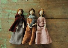 Cloth art dolls, fabric sculpture and soft toy sewing patterns. Designed and handmade in Australia by Margeaux Davis.