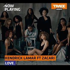 Retrouvez #LOVE de @kendricklamar et @zacarip sur votre chaine #TRACEUrban, tous vos contenu urbains favoris sont aussi sur l'application #TRACEPlay