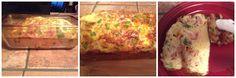 Egg Loaf 21 Day Fix, Lasagna, Egg, Ethnic Recipes, Fitness, Food, Eggs, Essen, Egg As Food