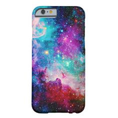 Galaxy Nebula Stars Barely There iPhone 6 Case