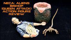 Neca Bishop (Alien Queen Attack) Action Figure Review