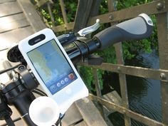 Go and explore with the #Bike Horn: maps and your (loud) music will be always with you! #iPhone