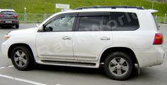 Нужен багажник на крышу Вашего Toyota Land Cruiser 200? Whispbar Rail Bar - лучший вариант!  Whispbar - самые эстетичные багажные системы.