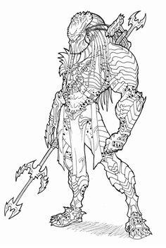 AVP Alien Vs Predator c6d86119   DESIGN Xenomorph   Pinterest ...
