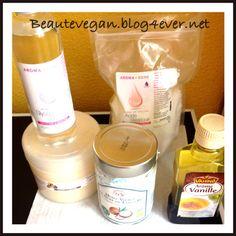 Crème avec acide stéarique et glycérine