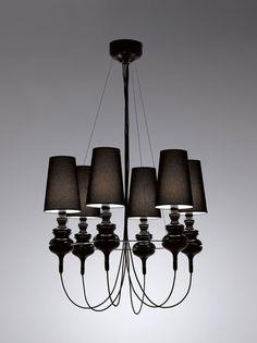 Metalarte, Chandelier, Ceiling Lights, Lighting, Home Decor, Lights, Colors, Candelabra, Decoration Home