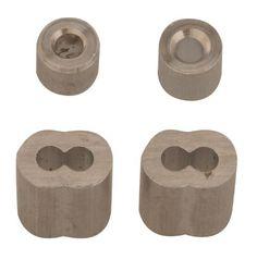 Apex Tools Group Llc 2Pk 3/16' Ferrule/Stop B7675344 Wire Rope Ferrules & Stops by Apex. $2.24. 2 Pack, Wire Rope/Cable Ferrule & Stop, Bagged.