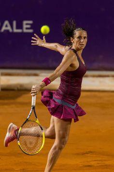 Roberta Vinci Into QFs of Inaugural Budapest Open. Tennis Humor, Tennis Funny, Sabine Lisicki, Caroline Wozniacki, Ana Ivanovic, Billie Jean King, Serena Williams, Tennis Racket, Budapest