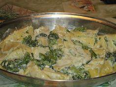 Raccontare un paese: le mie ricette: paccheri con broccoli e salsa  ai ...