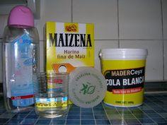 TRATADO DE UNA MARUJA: Porcelana fria; elaboración de la masa