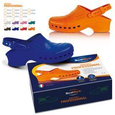 TECNIWORK Packaging di prodotto Zoccoli Professionali - Fotoritocco