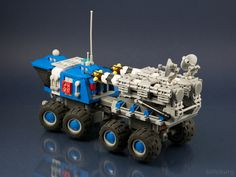 LEGO MOC | 6950 MIRC #classic #space