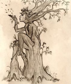 And I'll be waiting for you right here. Guys I actually really enjoy long-ass bus rides. Three hours uninterrupted on a bus means 3 hours uninterrupted drawing time. *u* drawing tree You'll Find Your Way Back by wallabri on DeviantArt Fairy Drawings, Pencil Art Drawings, Art Drawings Sketches, Cool Drawings, Tree Drawings, Fantasy Drawings, Fantasy Kunst, Fantasy Art, Fairy Art