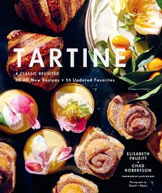 Free Read Tartine: A Classic Revisited: 68 All-New Recipes + 55 Updated Favorites (Baking Cookbooks, Pastry Books, Dessert Cookbooks, Gifts for Pastry Chefs) Author Elisabeth Prueitt and Chad Robertson Baking Cookbooks, Dessert Cookbooks, Best Cookbooks, Croissant, English Muffin Recipes, Tart Dough, Savory Scones, Sweet Potato Pecan, Thanks