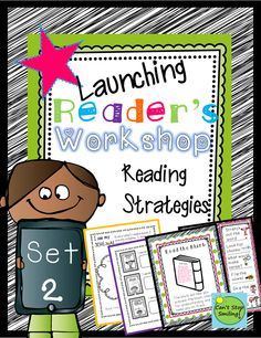 Reading Strategies including word attack, inferring meaning, and reading comprehension- tons of posters, bookmarks and resources
