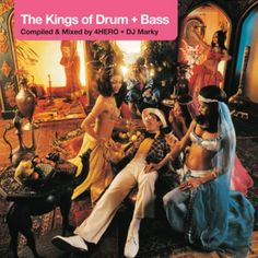 kings of drum and bass