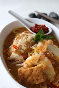 » Curry Laksa Recipe Madam Kwong's Kitchen