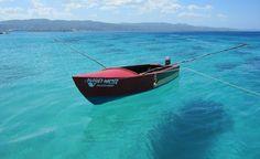 """Doctor's Cave Beach in Montego Bay Jamaica."" —Shayla Deppen  (Courtesy willdrew/myBudgetTravel)"