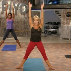 New PiYo Workout by Chalene Johnson to Burn Fat & Build Lean Muscle | Shape Magazine