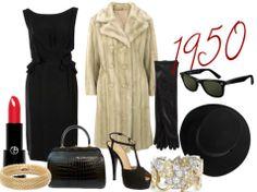 Inciampando nel Fashion..: Fashion Story : Fifties baby..!