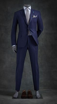 What Everyone Needs To Know About Men's Suits - Formal Suits, Men Formal, Mens Fashion Suits, Mens Suits, Terno Slim, Suit Combinations, Blue Suit Men, Designer Suits For Men, Gentleman Style